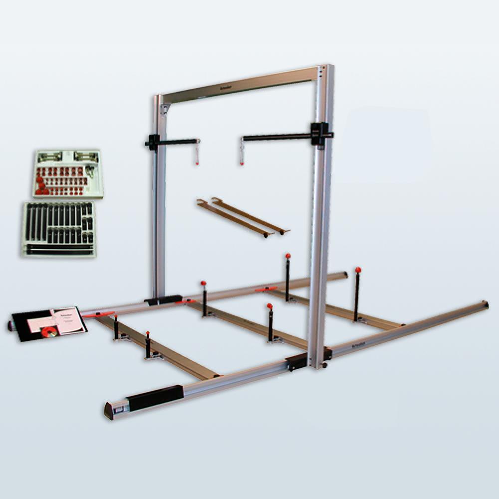 Измерительные системы для стапелей